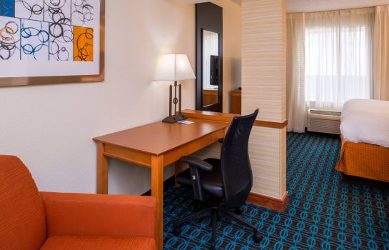 Suite Fairfield Inn & Suites Greensboro Wendover