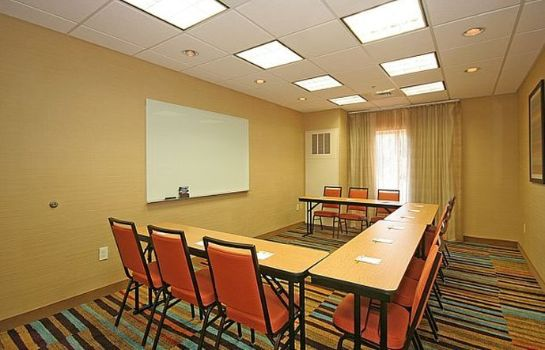 Conference room Fairfield Inn & Suites Greensboro Wendover