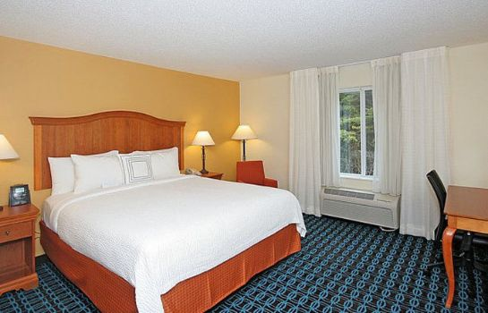 Room Fairfield Inn & Suites Greensboro Wendover
