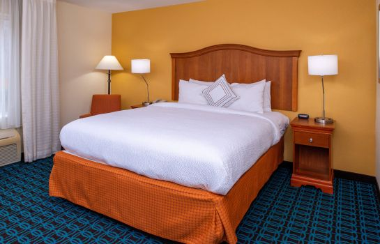 Zimmer Fairfield Inn & Suites Greensboro Wendover