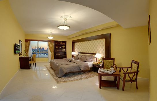 chambre standard Deira Suites Hotel Apartment