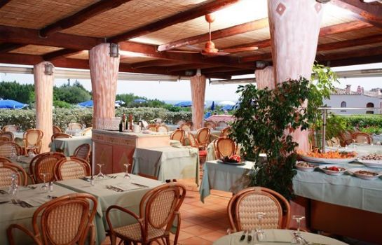 Restaurant Grand Hotel In Porto Cervo