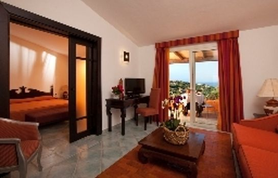Suite Grand Hotel In Porto Cervo
