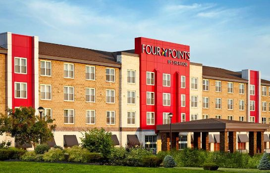 Vista esterna Four Points by Sheraton Moncton