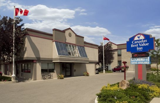 Vista exterior Canadas Best Value Inn Toronto
