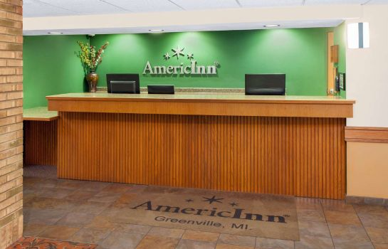 Lobby AmericInn by Wyndham Greenville AmericInn by Wyndham Greenville