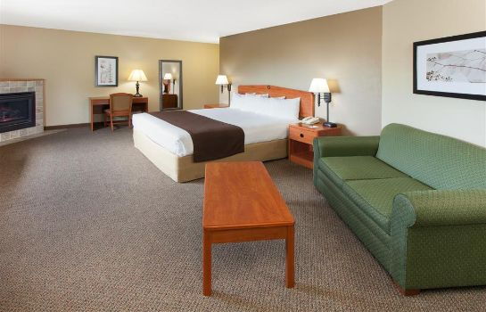 Suite AmericInn by Wyndham Greenville