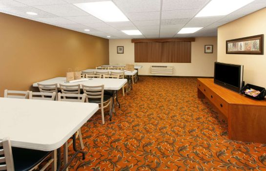 Conference room AmericInn by Wyndham Greenville AmericInn by Wyndham Greenville