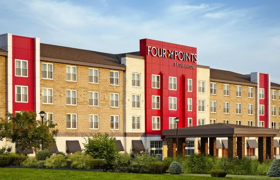 Außenansicht Four Points by Sheraton Moncton