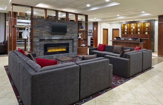 Hotelhalle Four Points by Sheraton Moncton