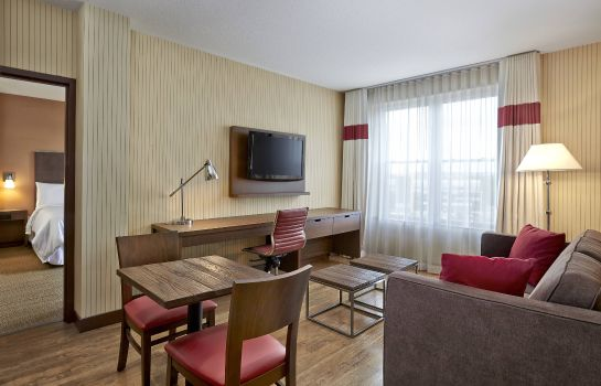 Suite Four Points by Sheraton Moncton
