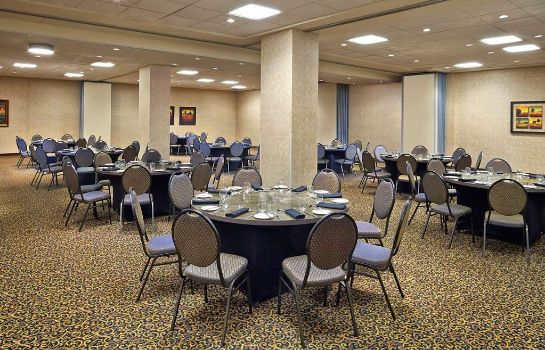 Sala de reuniones Four Points by Sheraton Moncton