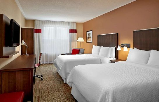 Habitación Four Points by Sheraton Moncton