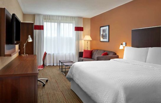 Kamers Four Points by Sheraton Moncton