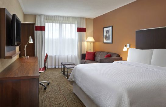 Zimmer Four Points by Sheraton Moncton
