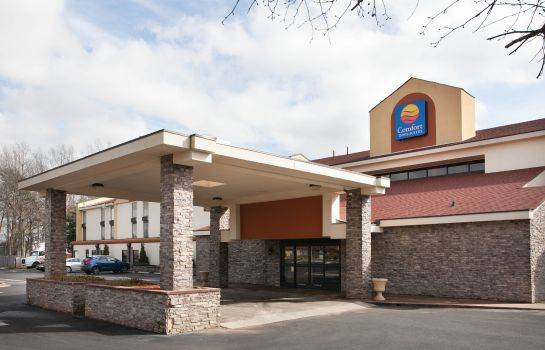 Außenansicht Comfort Inn and Suites Statesville