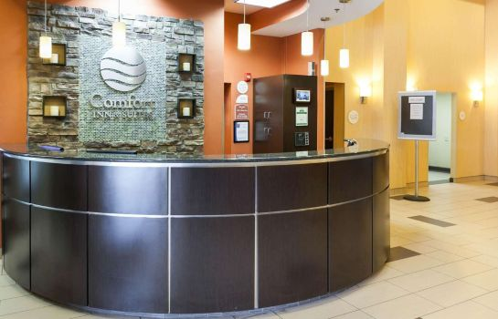 Hotelhalle Comfort Inn and Suites Statesville