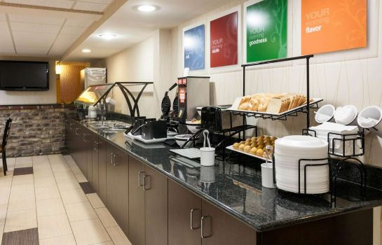 Restaurant Comfort Inn and Suites Statesville