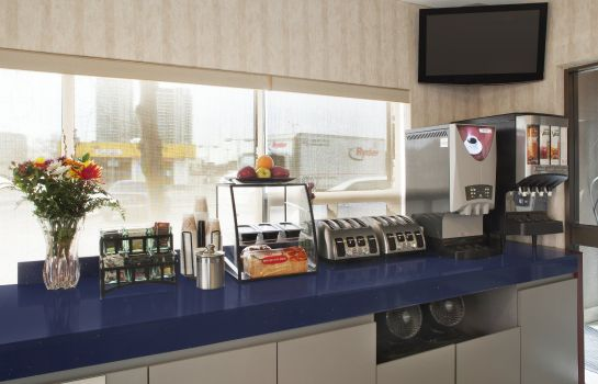Restaurante Canadas Best Value Inn Toronto