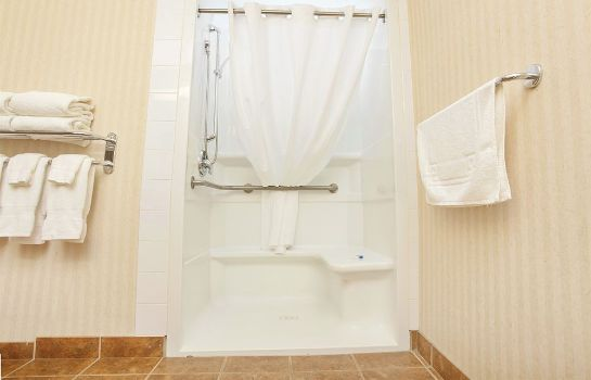 Bagno in camera STONEBRIDGE DAWSON CREEK
