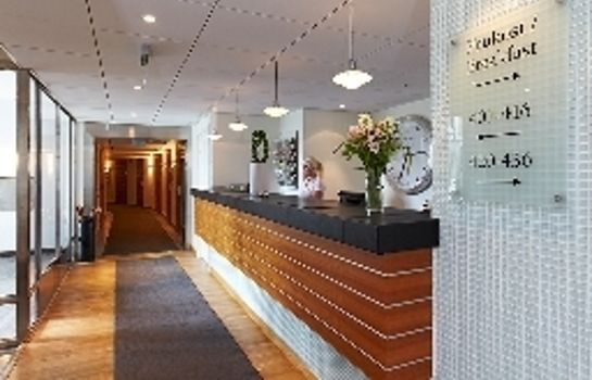 Reception Comfort Hotel Goteborg