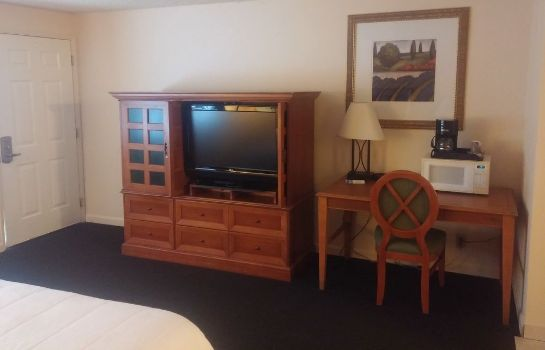 Standaardkamer Grays Harbor Inn & Suites
