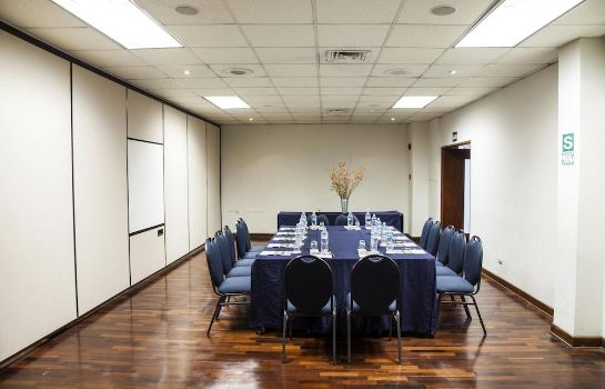 Meeting room San Agustin Exclusive Hotel