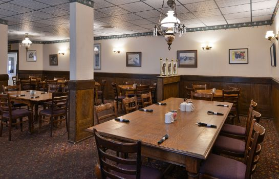 Restauracja Canadas Best Value Inn Downtown Hotel Dawson City
