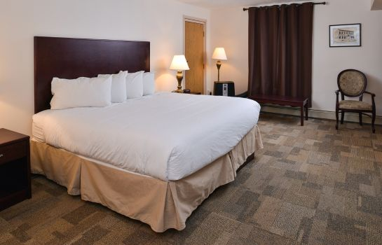 Suite Canadas Best Value Inn Downtown Hotel Dawson City