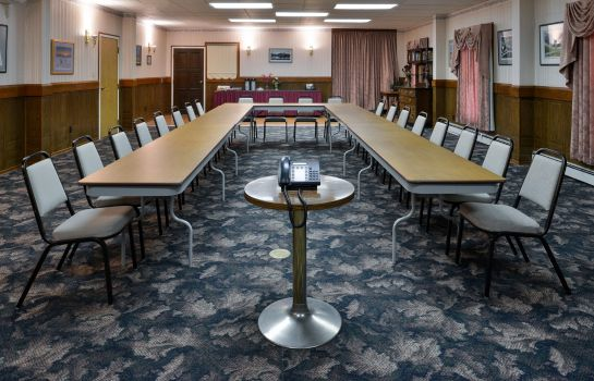 Sala konferencyjna Canadas Best Value Inn Downtown Hotel Dawson City