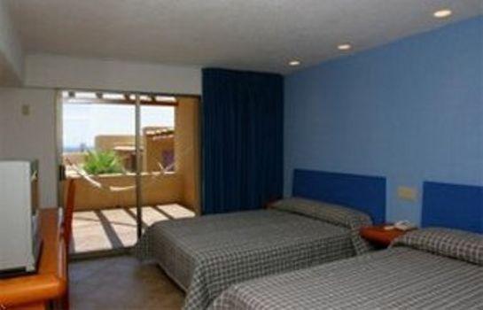 Room HOTEL LOS PATIOS CABO SAN