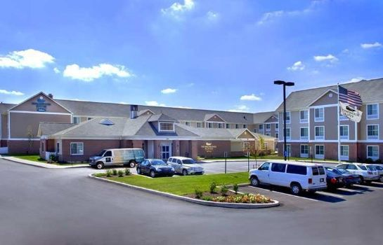 Exterior view Homewood Suites by Hilton Allentown-Bethlehem Airport