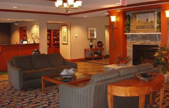 Lobby Homewood Suites by Hilton Allentown-Bethlehem Airport