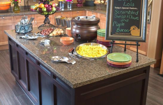 Restaurant Homewood Suites by Hilton Allentown-Bethlehem Airport