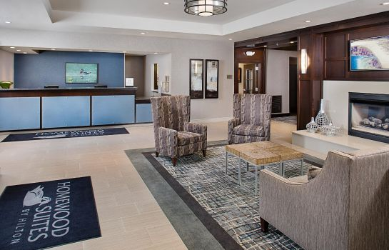 Hotelhalle Homewood Suites by Hilton Portsmouth
