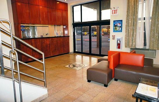 Hotelhalle Comfort Inn Brooklyn City Center