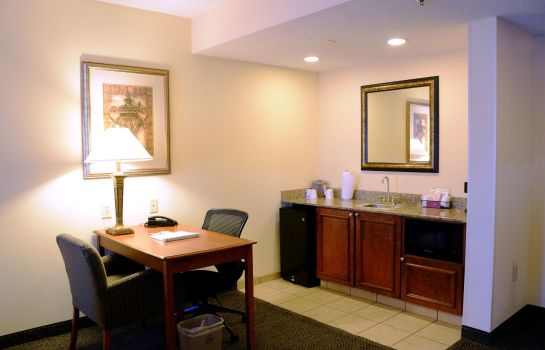 Bar hotelowy Hampton Inn - Suites Birmingham-Hoover-Galleria