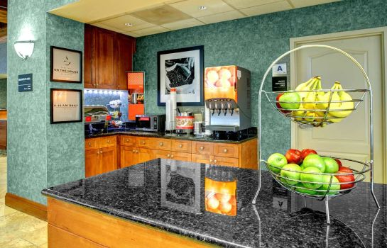 Restaurant Hampton Inn  Suites GreenvilleDowntownRiverPlace
