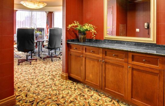 Conference room Hampton Inn  Suites GreenvilleDowntownRiverPlace