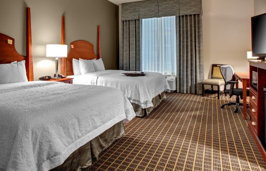 Zimmer Hampton Inn  Suites GreenvilleDowntownRiverPlace