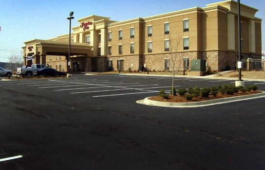 Exterior view Hampton Inn Montgomery-South-Airport