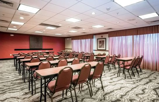 Conference room Hampton Inn Montgomery-South-Airport