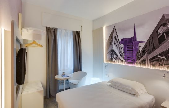 Single room (standard) Viva Hotel Milano