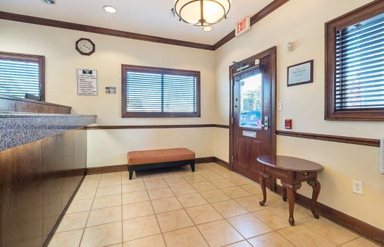 Hotelhalle Home-Towne Studios Gainesville