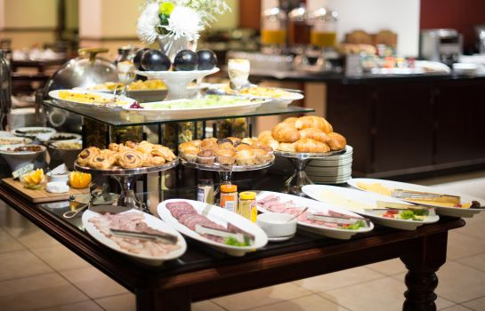Breakfast buffet Premier Hotel Pretoria