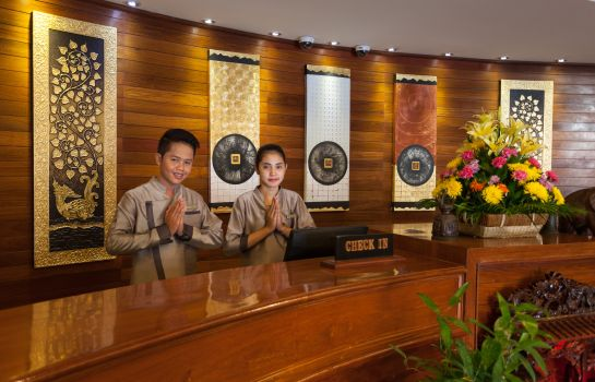 Hotelhal Prince D'Angkor Hotel & Spa