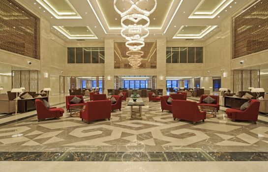 Hol hotelowy Yinchuan International Convention Center Hotel