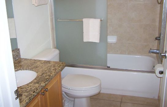 Bathroom Boca Ciega Resort