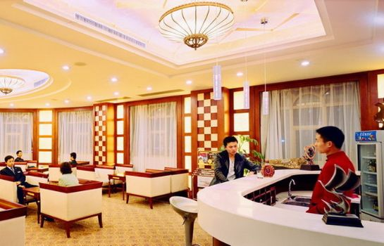 Bar hotelowy ZHONG HAI BUSINESS HOTEL