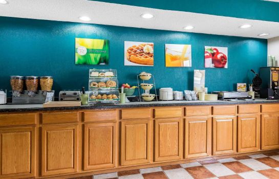 Restaurant Quality Inn and Suites Quality Inn and Suites